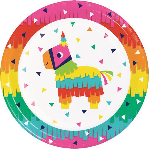 "Fiesta Fun 9"" Dinner Plates"