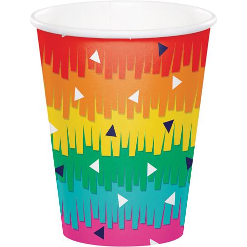 Fiesta Fun 9 oz Paper Cups