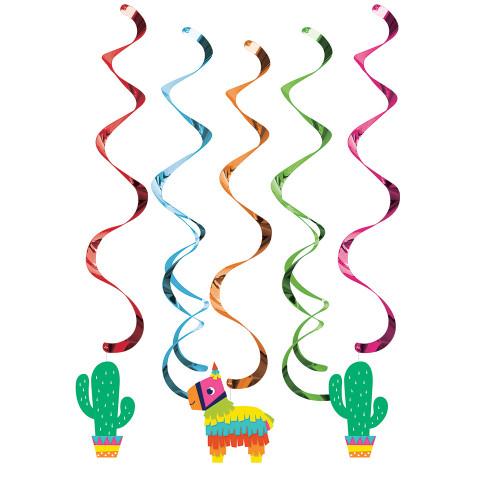 Fiesta Fun Dizzy Danglers