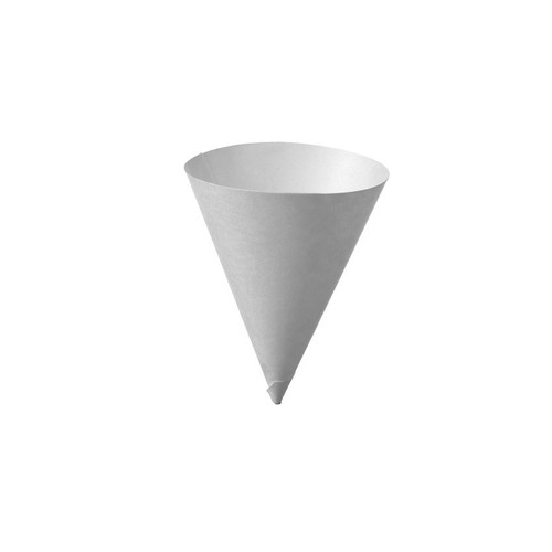 Disposable 4 Oz Paper Cone Cup 250pcs/box