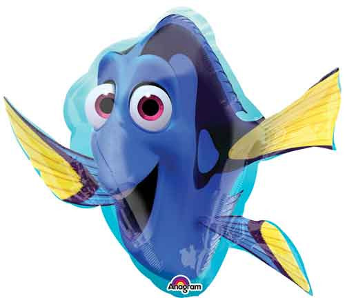 "30"" Finding Dory Super Shape Balloon"