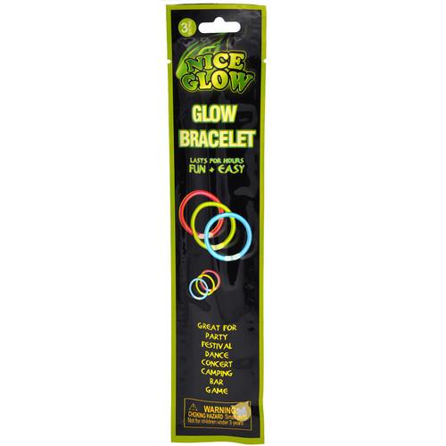 Glow Stick Bracelet 3pcs/pack