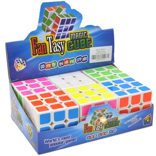 Fantasy Magic Cube Game 6pcs/box