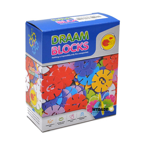 Puzzle Bricks Game Assorted Design 1 set