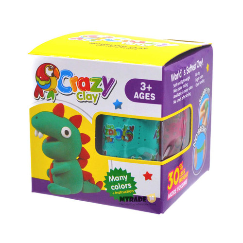 Crazy Clay Assortment 1 Box