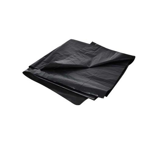 30 x 34 Inch Black Plastic Trash Bags 1.5KG