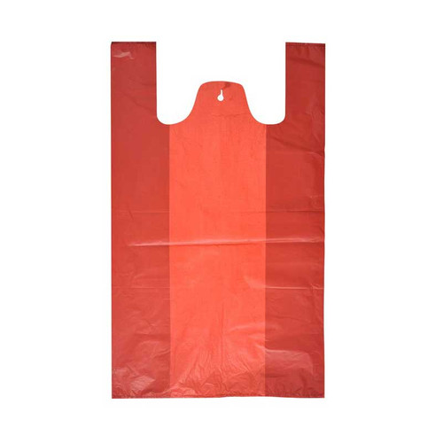 Large Red Plastic Bag Value Pack