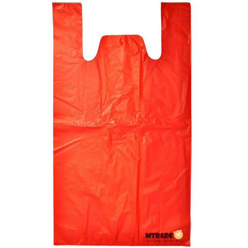 Extra Large Red Plastic Bag Value Pack