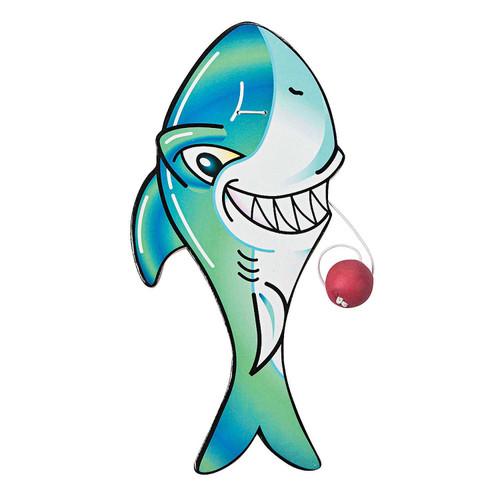 Shark Paddle Ball 1pcs