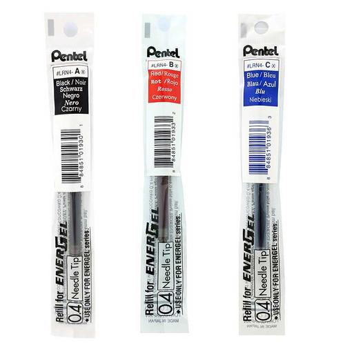 Pentel EnerGel Pen Refill 0.4mm LRN4