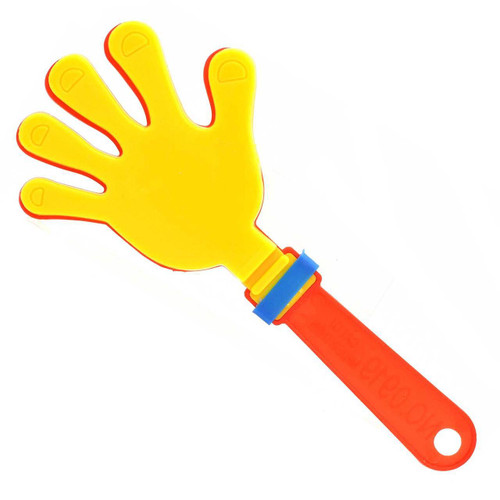 19cm Hand Clapper Assorted Color