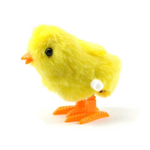 Wind up Jumping Chick