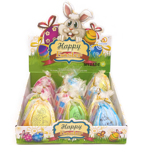 Easter Egg Painting Kit 12set/box