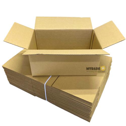 Single Wall Carton Boxes (30.5 x 19 x 14.5cm) 20pcs/pack