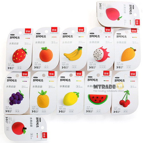 Fruit Light Clay 12set/box