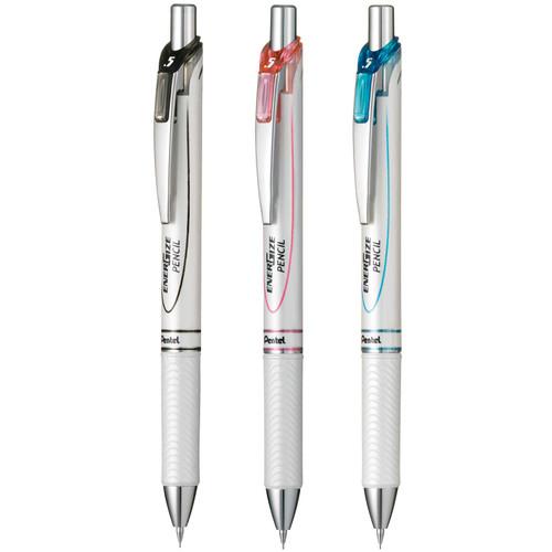 Pentel Energize Automatic Pencil Pearl 0.5mm PL75