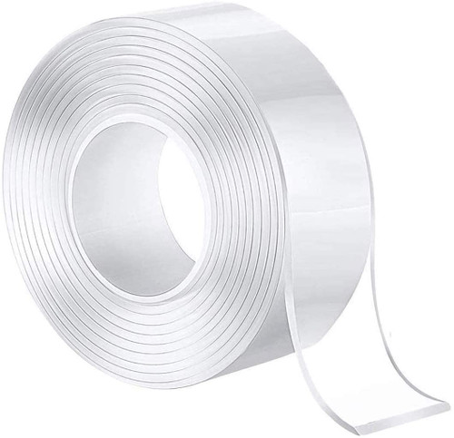 3-Meter Clear Nano Tape 2mm x 30mm