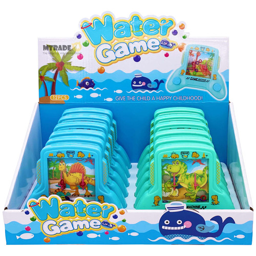 Dinosaur Water Game 12pcs/box
