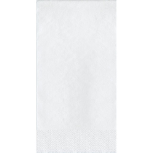 White 2-Ply Dinner Napkins