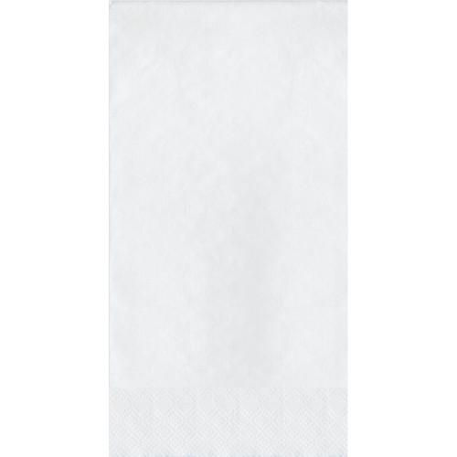 White 2-Ply Dinner Napkins