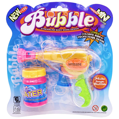 Bubble Gun Toy Set