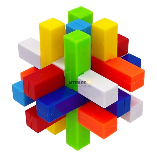 Stick Kong Ming Lock Puzzle