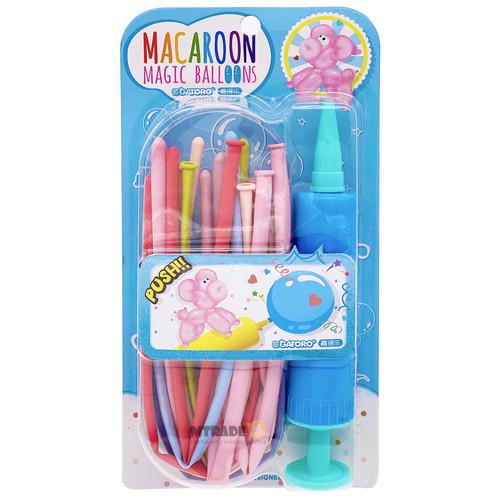 Macaroon Magic Balloon Kit