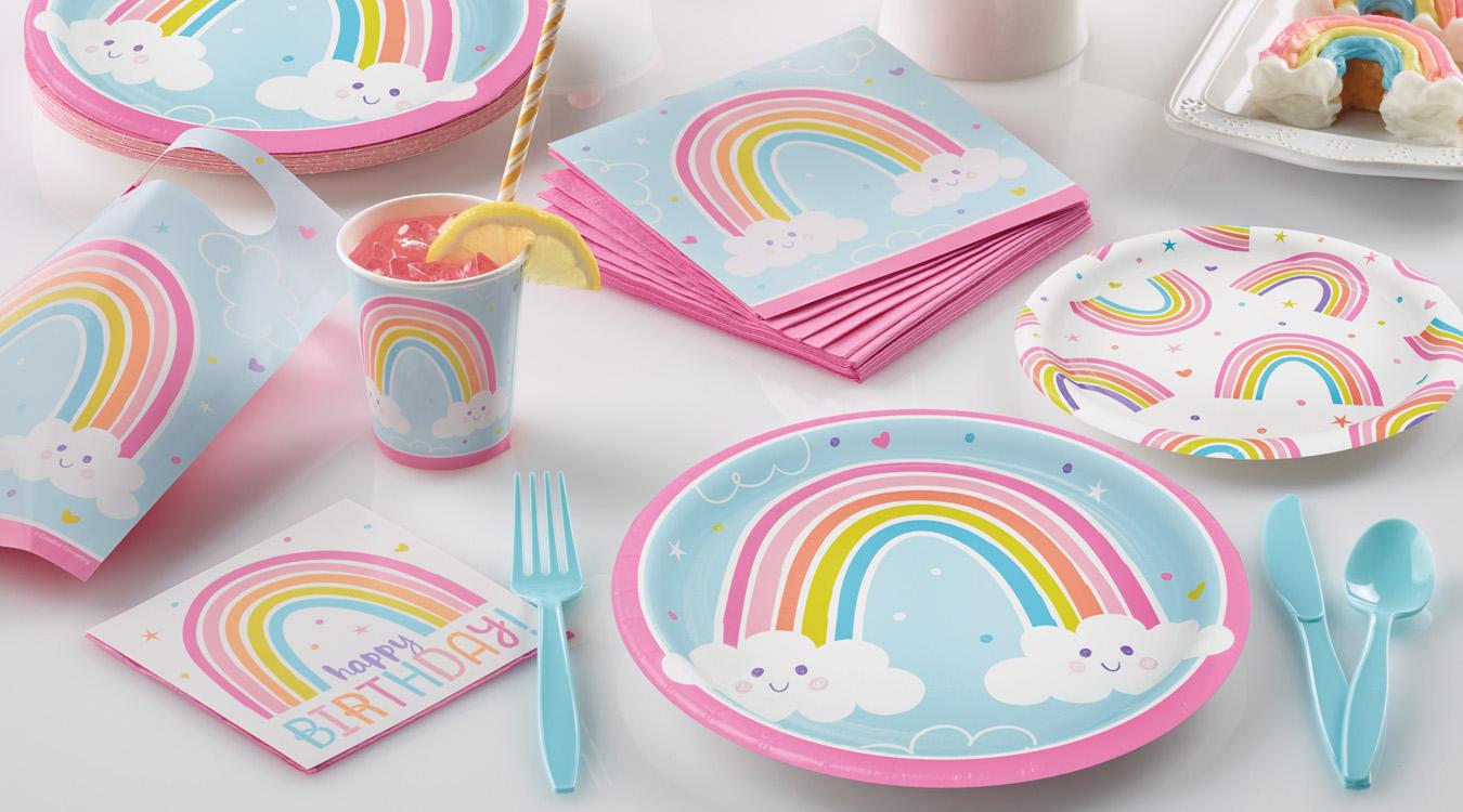 Happy Rainbow Party Supplies Singapore