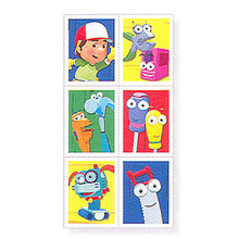 Handy Manny Sticker 4 sheets/pack