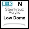 Acrylic Glass, Low Dome (N)
