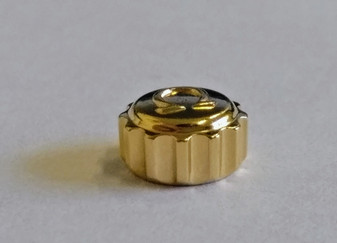Crown, Omega  Gold Plated, Waterproof, Tube 200, Tap 9 Ø5.00mm SX43041
