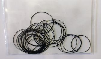 O-Ring Gaskets, Isoswiss Quartz