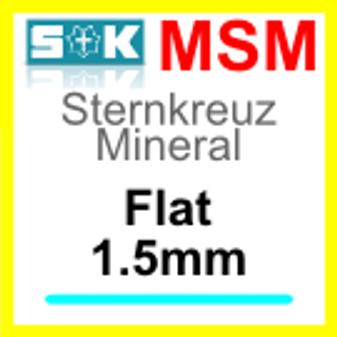 Glass, Flat 1.5mm (MSM)