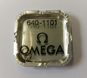Crown Wheel, Omega 640 #1101