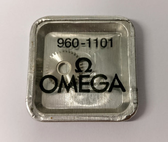 Crown Wheel, Omega 960 #1101