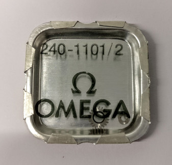 Crown Wheel and Core, Omega 240 #1101/02