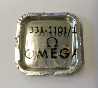 Crown Wheel and Core, Omega 331 #1101/02