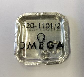 Crown Wheel and Core, Omega 520 #1101/02