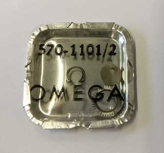 Crown Wheel and Core, Omega 570 #1101/02