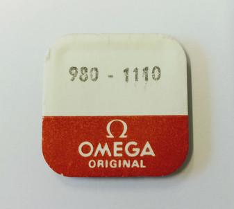 Setting Lever Spring, Omega 980 #1110