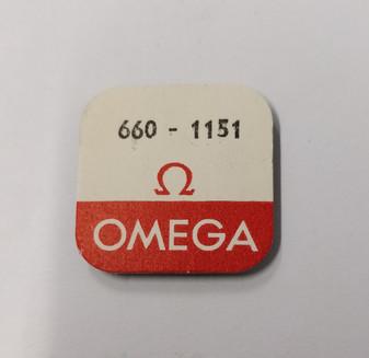 Crown Wheel Set Wheel, Omega 660 #1151