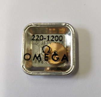Barrel (with Arbor and Cover), Omega 220 #1200