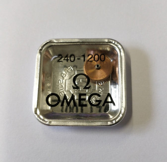 Barrel (with Arbor and Cover), Omega 240 #1200