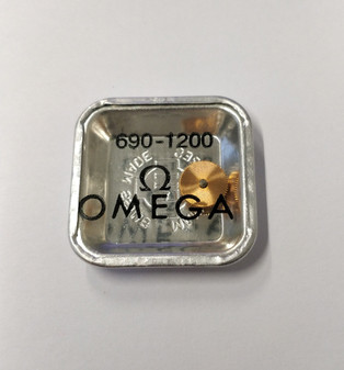 Barrel (with Cover and Arbor), Omega 690 #1200