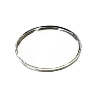 Glass, Omega PZ5077 PZ5139, Steel Ring XAC 342.594 (Generic)