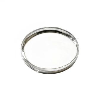 Glass, Omega PZ5117, Steel Ring XAC 225.555 (Generic)