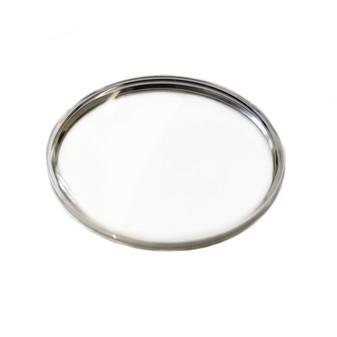 Glass, Omega PZ5123, Steel Ring XAC 330.553 (Generic)