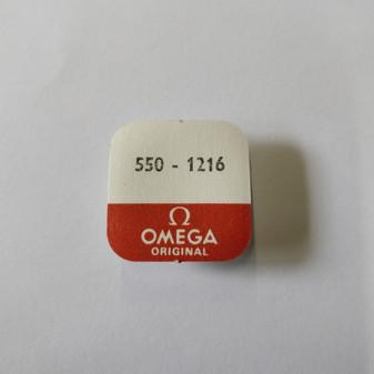 Centre Wheel, Omega 550 #1216