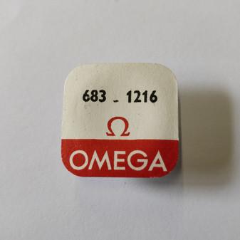 Centre Wheel, Omega 683 #1216