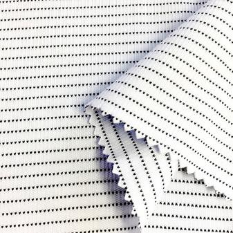 Bergeon 7854 White Antistatic Microfiber Cloth